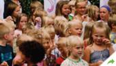 Barnläger på Strandhem