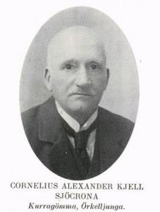 Kornelius Sjöcrona